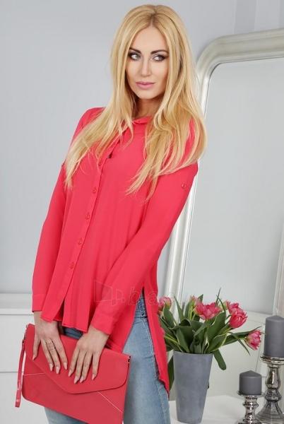 Marškiniai Ervos (raudonos spalvos) Paveikslėlis 1 iš 5 310820035504