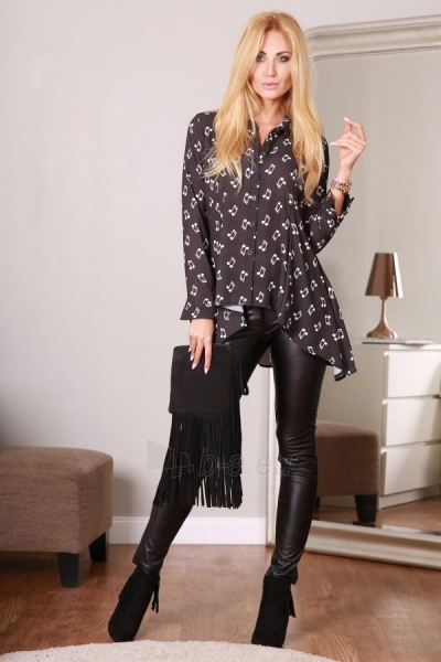 Marškiniai Iroma (juodos spalvos) Paveikslėlis 1 iš 3 310820032508