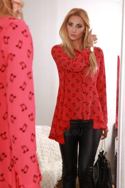 Marškiniai Iroma (koralo spalvos) Paveikslėlis 1 iš 5 310820032509