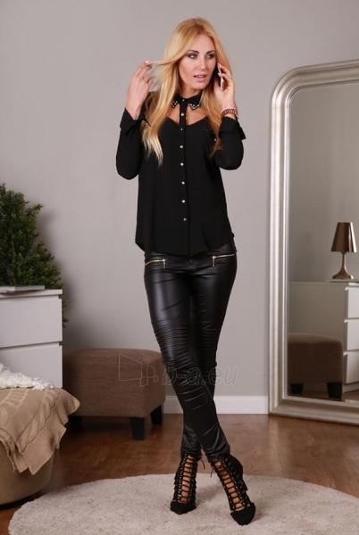 Marškiniai Itrako (juodos spalvos) Paveikslėlis 1 iš 3 310820032502