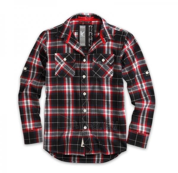 Marškiniai Surplus LUMBERJACK SHIRT rot 06-5006-07 Paveikslėlis 1 iš 1 251510500058