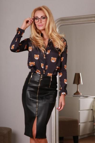 Marškiniai Ukela (juodos spalvos) Paveikslėlis 1 iš 4 310820032515