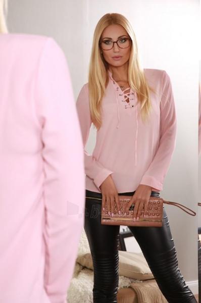 Marškiniai Uvita (šviesiai rožinės spalvos) Paveikslėlis 1 iš 4 310820032517