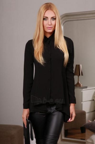 Marškiniai Yrala (juodos spalvos) Paveikslėlis 1 iš 2 310820032844