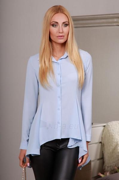 Marškiniai Yrala (mėlynos spalvos) Paveikslėlis 1 iš 4 310820032524