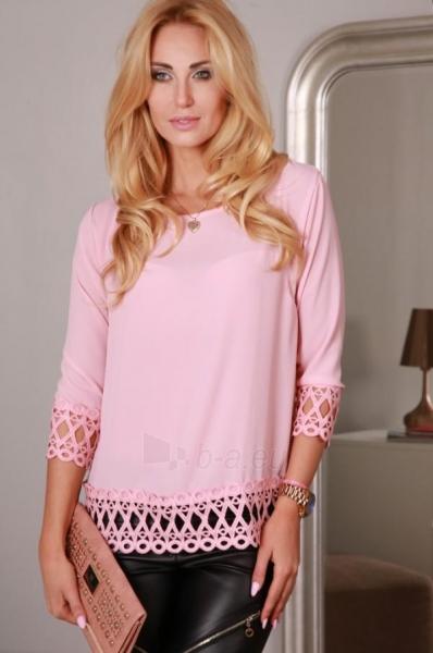 Marškiniai Yrona (šviesiai rožinės spalvos) Paveikslėlis 1 iš 4 310820032525