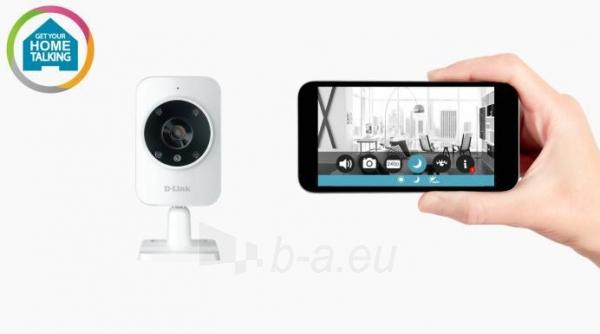 Maršrutizatorius D-Link mydlink Home SMART Home HD Starter Kit Paveikslėlis 3 iš 3 310820011461
