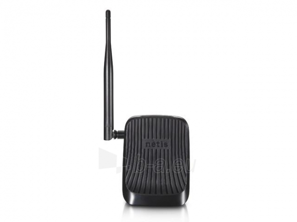 Maršrutizatorius Netis DSL WIFI G/N150 LAN x2, Antena 5 dBi Paveikslėlis 2 iš 5 250257200584