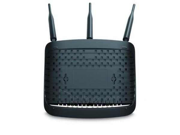 Maršrutizatorius Netis DSL WIFI G/N300 LAN x4, 2x 5dBi Antena high power Paveikslėlis 3 iš 5 250257200587