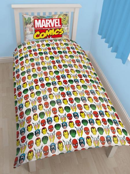 Marvel komiksų