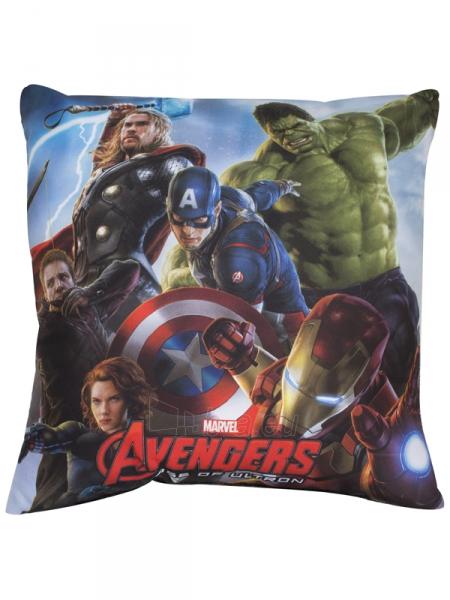 Marvel komiksų Keršytojai 2 pagalvė Paveikslėlis 1 iš 2 310820060528