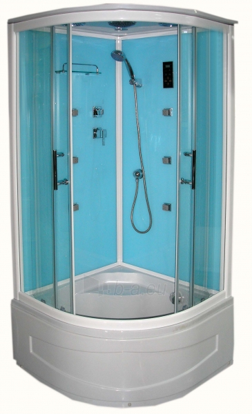 Masažinė dušo kabina K3004 Paveikslėlis 10 iš 17 270730000800