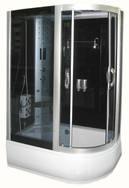 Masažinė dušo kabina K615T kairė Paveikslėlis 2 iš 8 270730000536