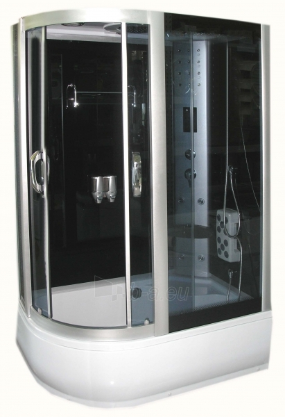 Masažinė dušo kabina K616T dešinė Paveikslėlis 2 iš 8 270730000538