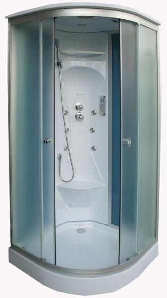 Masažinė dušo kabina K8308 fabric Paveikslėlis 8 iš 10 270730000545