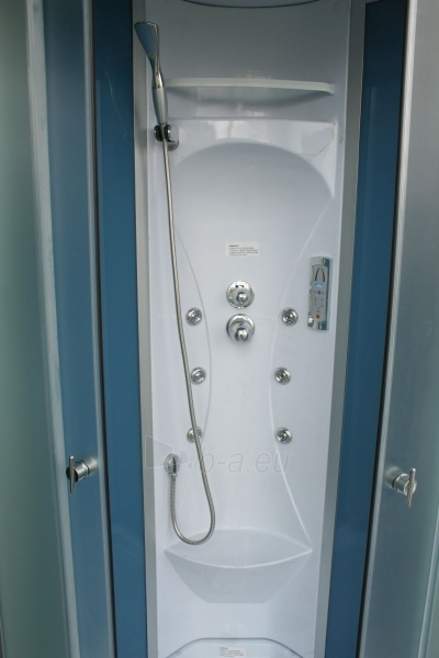 Masažinė dušo kabina K8308 fabric Paveikslėlis 6 iš 10 270730000545