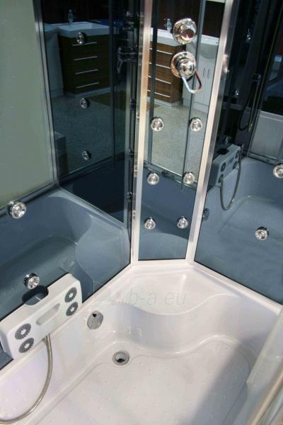 Masažinė dušo kabina K8407 dešinė Paveikslėlis 4 iš 8 270730000551