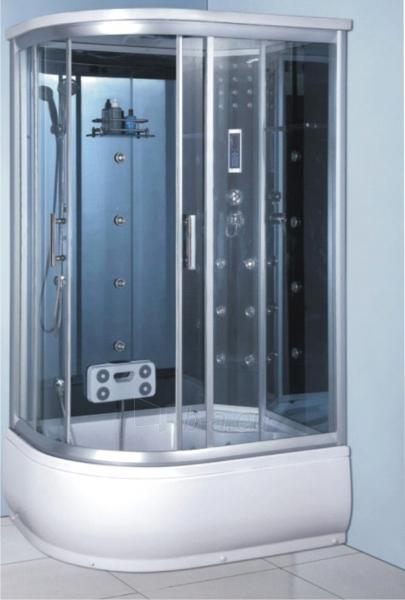 Masažinė dušo kabina K8407 dešinė Paveikslėlis 1 iš 8 270730000551
