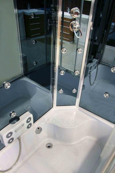 Masažinė dušo kabina K8407 dešinė Paveikslėlis 7 iš 8 270730000551