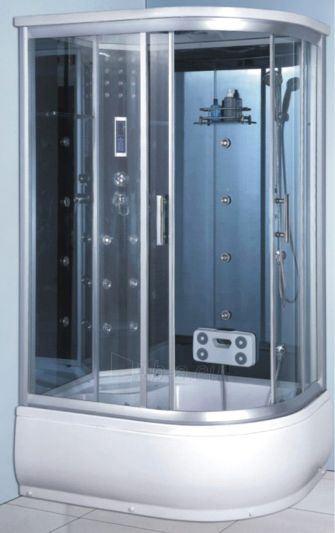 Masažinė dušo kabina K8415 kairė Paveikslėlis 1 iš 3 270730000554