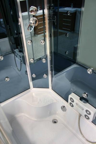 Masažinė dušo kabina K8415 kairė Paveikslėlis 3 iš 3 270730000554