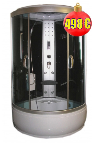 Masažinė dušo kabina K8600T Paveikslėlis 4 iš 6 270730000556