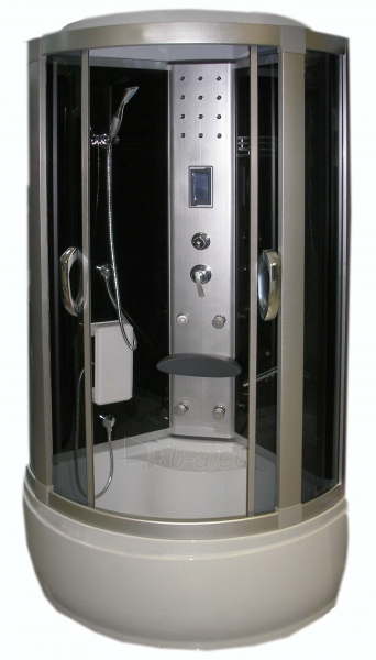 Masažinė dušo kabina K8618T Paveikslėlis 1 iš 8 270730000559