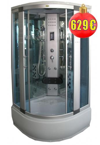 Masažinė dušo kabina K8801T Paveikslėlis 2 iš 2 270730000576
