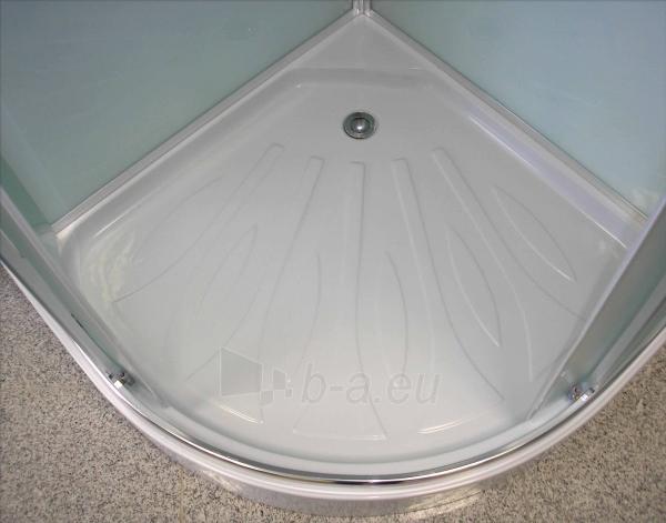Massage shower K890 80x80 fabric Paveikslėlis 7 iš 8 270730000962