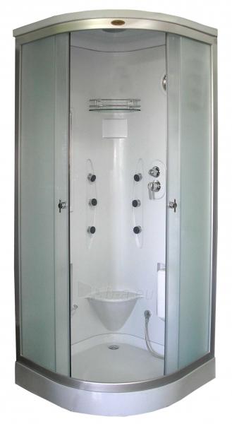Massage shower R826B fabric Paveikslėlis 1 iš 8 270730000761