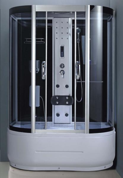 Masažinė dušo kabina R8309A grey Paveikslėlis 1 iš 10 270730000598