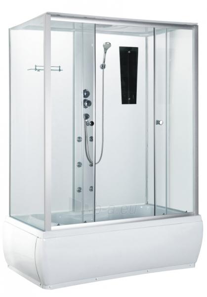 Masažinė dušo kabina ZQ-165 150cm Paveikslėlis 1 iš 4 270730000619