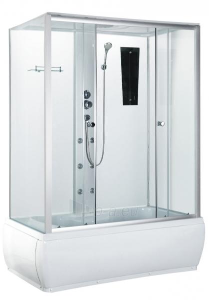 Masažinė dušo kabina ZQ-165 150cm Paveikslėlis 2 iš 4 270730000619