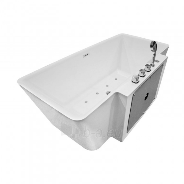 Masažinė vonia AMUE-1702 170x87 cm. Paveikslėlis 3 iš 5 310820217921