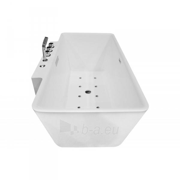 Masažinė vonia AMUE-1702 170x87 cm. Paveikslėlis 4 iš 5 310820217921