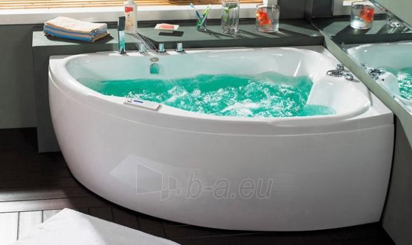 Masažinė vonia B1712 dešininė su oro ir hidromasažu Paveikslėlis 1 iš 8 270716000636