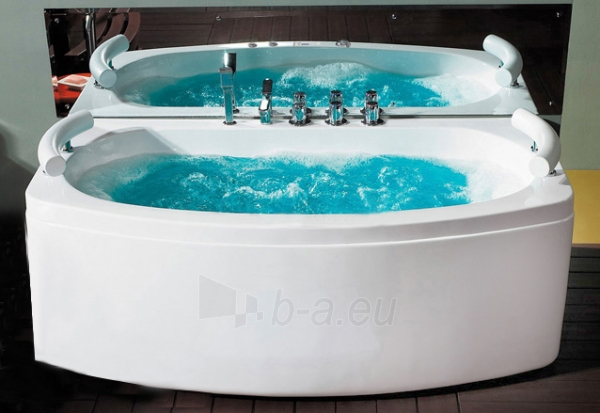 Masažinė vonia B1790-1 su hidromasažu 170cm Paveikslėlis 1 iš 4 270716000642