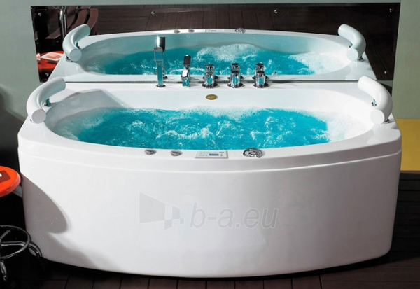 Masažinė vonia B1790-1 su oro ir hidromasažu 170cm Paveikslėlis 1 iš 4 270716000646