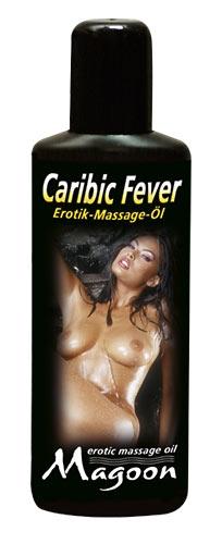 Masažinis aliejus Magoon Caribbean Fever Oil 100ml Paveikslėlis 1 iš 1 310820021925