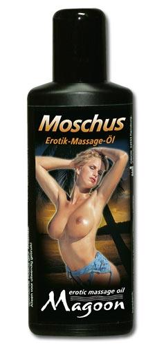 Masažinis aliejus Magoon Musk Erotic Massage Oil 100ml Paveikslėlis 1 iš 1 310820021931