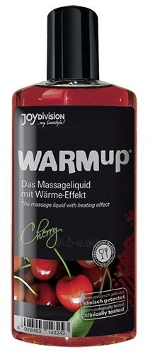 Masažinis aliejus Warmup cherry vyšninis 150 ml Paveikslėlis 1 iš 1 310820022027