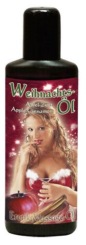 Masažinis aliejus Weihnachts Oil obuolys - cinamonas 50 ml Paveikslėlis 1 iš 1 310820022030