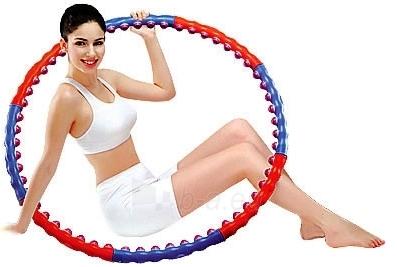 Masažinis lankas S Passion Health Hoop 2,0kg Paveikslėlis 1 iš 2 250630300073
