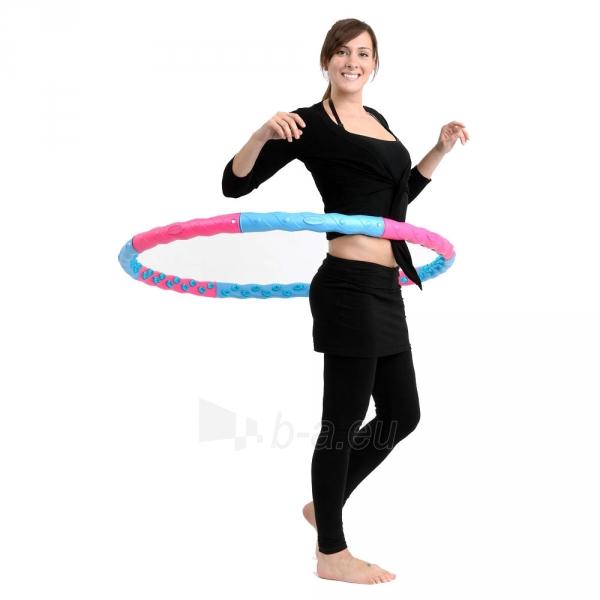 Masažinis lankas Weigh Hoop 1,45kg magnetinis Paveikslėlis 4 iš 7 250630300120
