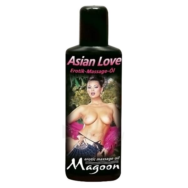 Masažo aliejus Azijietiška meilė 100 ml Paveikslėlis 1 iš 2 2514124000122