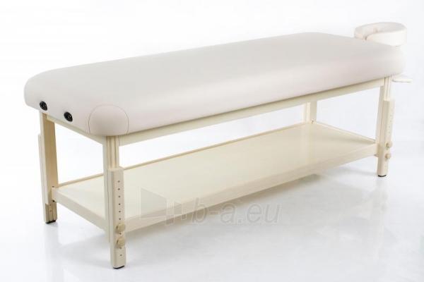 Masažo stalas Classic-Flat Beige Paveikslėlis 2 iš 7 310820218611