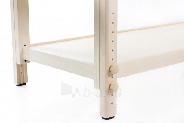 Masažo stalas Classic-Flat Beige Paveikslėlis 4 iš 7 310820218611