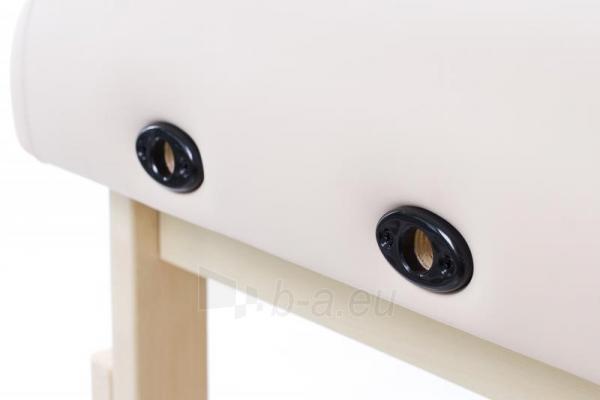 Masažo stalas Classic-Flat Beige Paveikslėlis 5 iš 7 310820218611