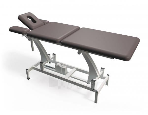Masažo stalas TN-MTE-5, penkių dalių, elektrinis Paveikslėlis 1 iš 8 310820041496