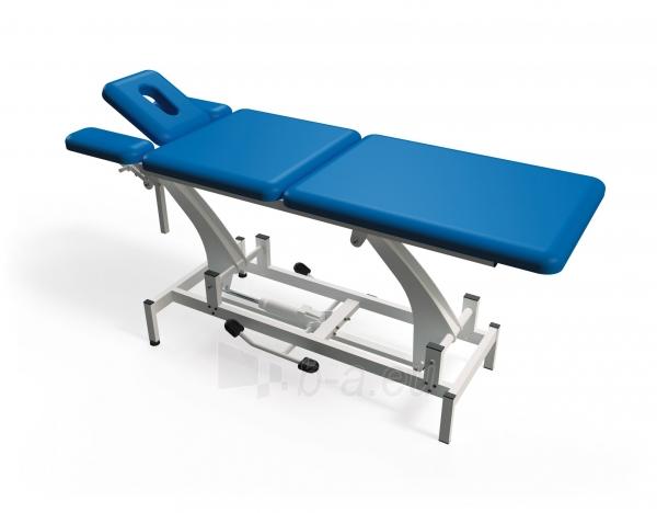 Masažo stalas TN-MTH-5, penkių dalių, hidraulinis Paveikslėlis 1 iš 3 310820041419